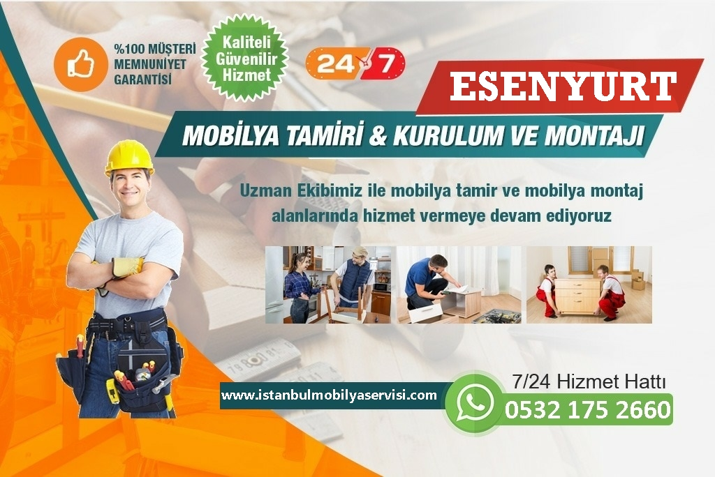 esenyurt-mobilya-tamiri